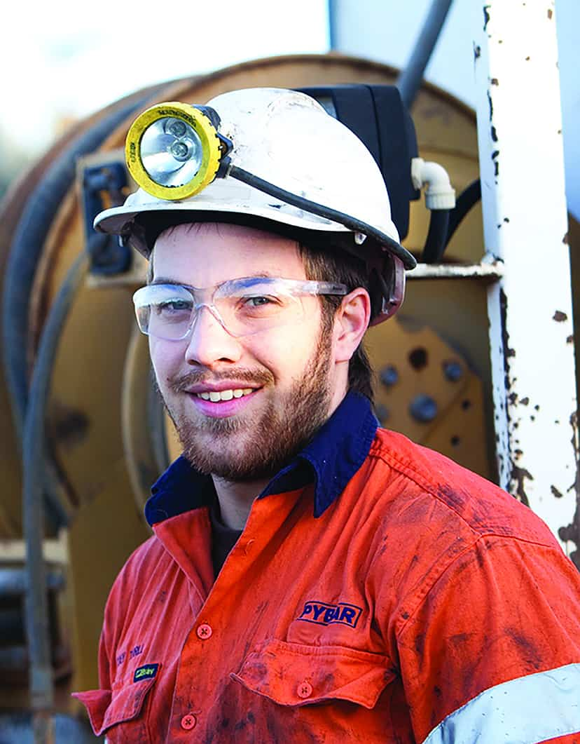 graduate engineering program pybar at pybar our graduates are well on their way to discovering the best the mining industry has to offer