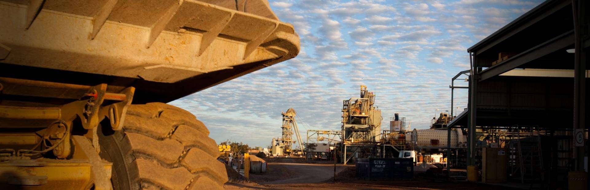 Underground Development Mining