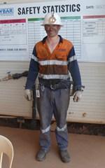 Christopher Borg Graduate program - Mining Engineers