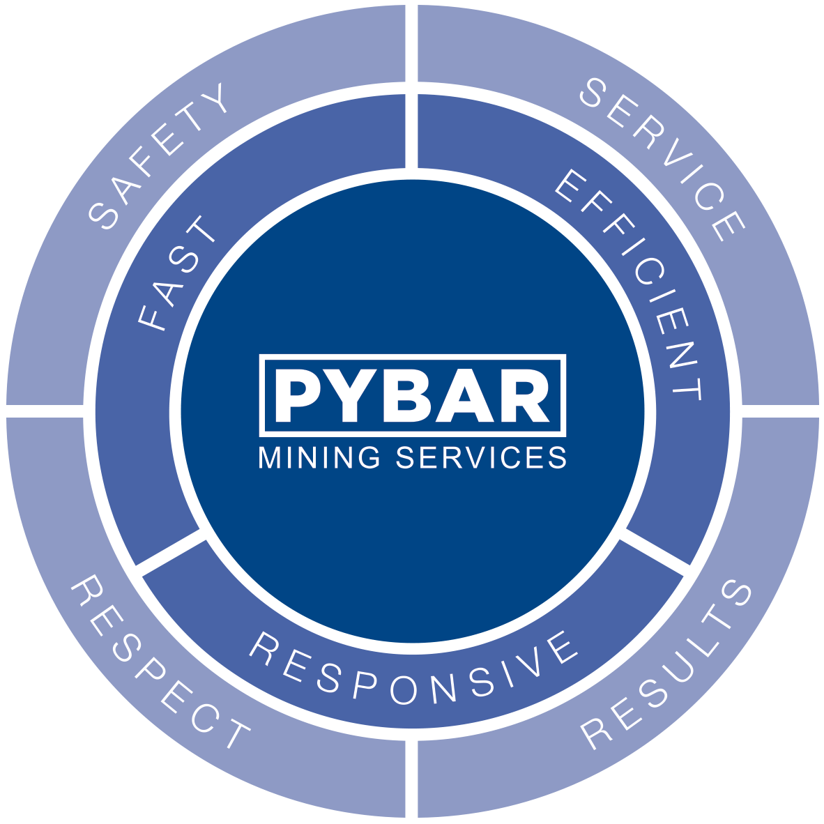 PYBAR Values Wheel